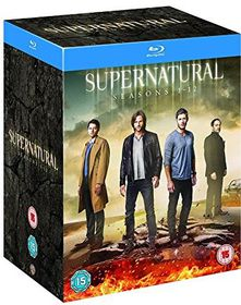 Supernatural: Seasons 1-12 (Blu-ray)