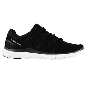 Karrimor Men's Duma Running Shoes - Black & Silver