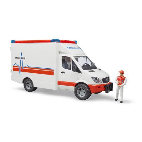 Bruder Mercedes-Benz Sprinter Ambulance With driver   Buy