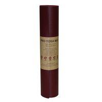 Eco Friendly 5mm Per Yoga Mat - Burgundy