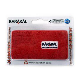 Karakal Wristband Twinpack - Red