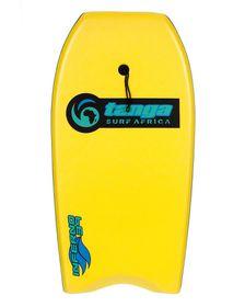 Tanga Inferno 39 Inch Bodyboard - Yellow