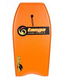 Tanga Inferno 42.5 Inch Bodyboard - Orange