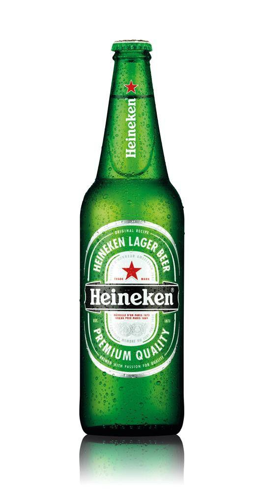 Heinecken Bier