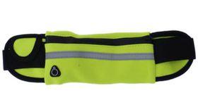 GetUp Water Resistant Running Belt With Headphone Port - Yellow