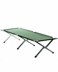 Campground Camp Stretcher - Aluminium