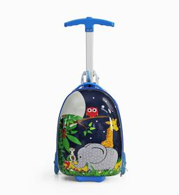 Medoodi Kids Scooter Trolley Case - Elephant