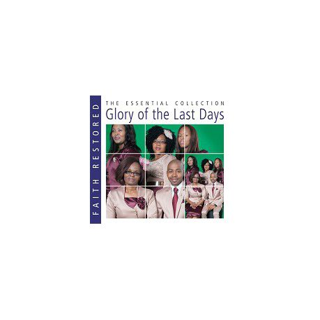 Glory Of The Last Days - The Essential Collection (CD)