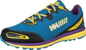Helly Hansen Womens Pathflyer HellyTech Trail Running Shoe - Aqua & Multi