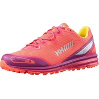 Helly Hansen Womens Pathflyer HellyTech Trail Running Shoe - Pink & Multi