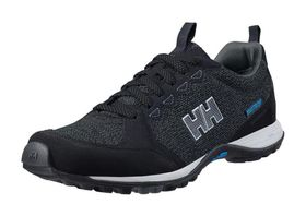 Helly Hansen Mens Keswick Lo HellyTech Lifestyle Shoe - Black Charcoal & Blue