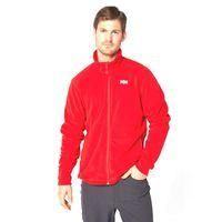 Helly Hansen Mens Daybreaker Midlayer Fleece Jacket - Alert Red