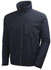 Helly Hansen Mens Ask Crew Premium Jacket - Navy