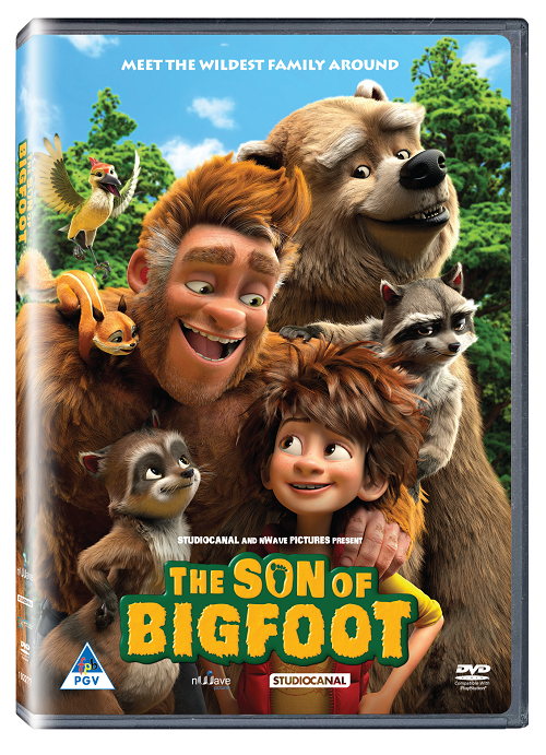 Image result for son of bigfoot dvd