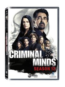 Criminal Minds Season 12 (DVD)