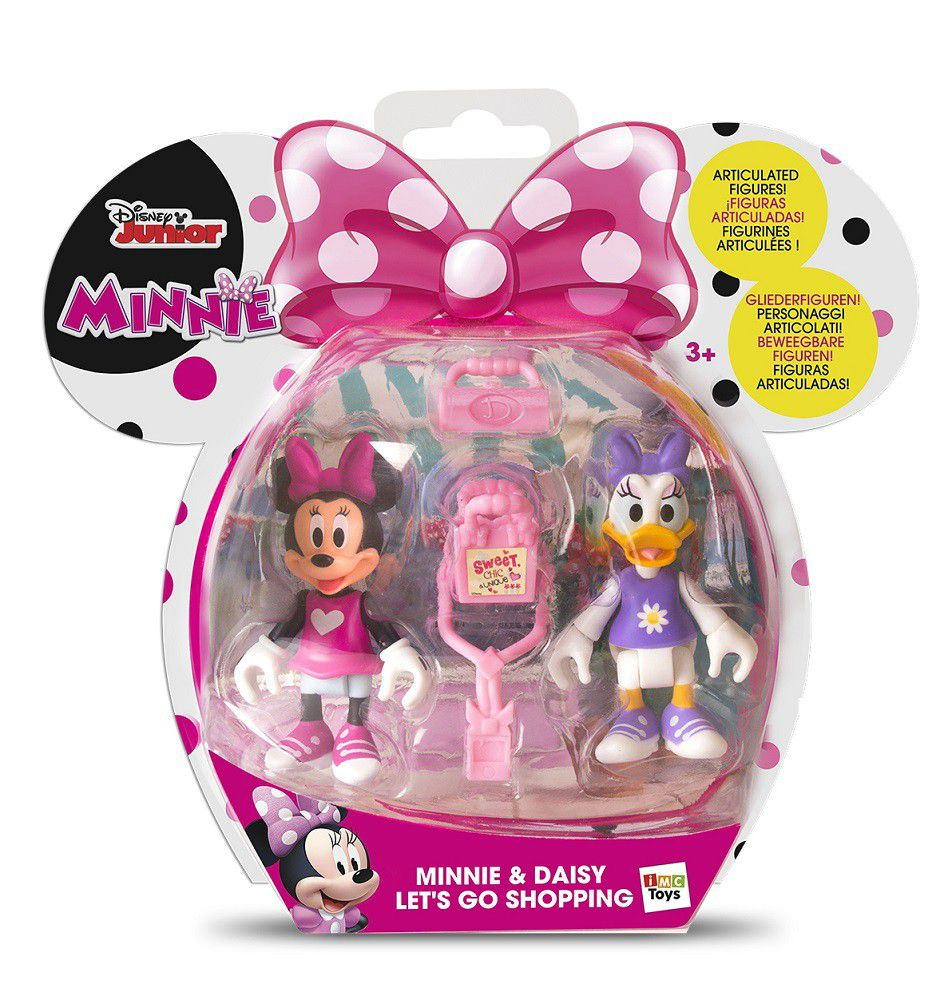 minnie mouse happy helpers 2 pack figures minnie daisy buy