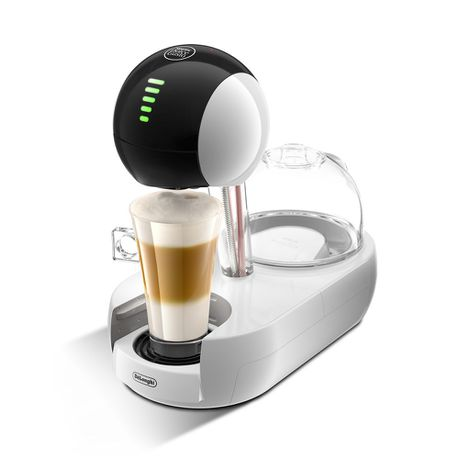 NESCAFÉ Dolce Gusto Stelia Automatic Coffee Machine White
