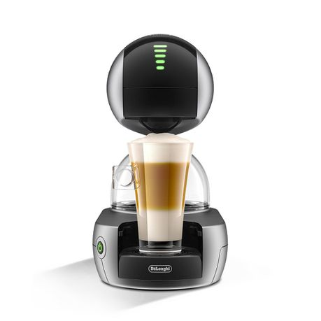 huge selection of 00381 d3f31 NESCAFÉ Dolce Gusto Stelia Automatic Coffee Machine Silver