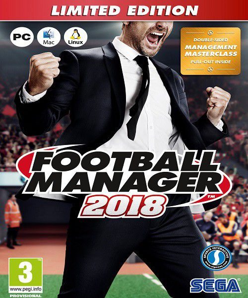 Football Manager 2018 - Limited Edition (PC) ...