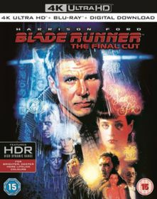Blade Runner: The Final Cut (4K Ultra HD + Blu-Ray - Parallel Import)