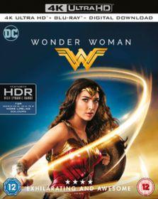 Wonder Woman (Parallel Import - 4K Ultra HD + Blu-Ray)