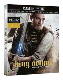 King Arthur - Legend of the Sword (Parallel Import - 4K Ultra HD + Blu-Ray)