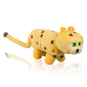 Minecraft - 14 Inch Ocelot Plush