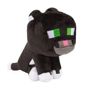 Minecraft - 8 Inch Tuxedo Cat Plush