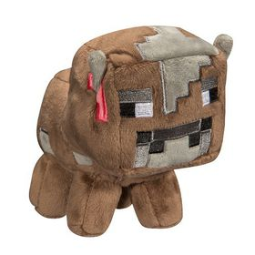 Minecraft - Small Baby Cow Plush