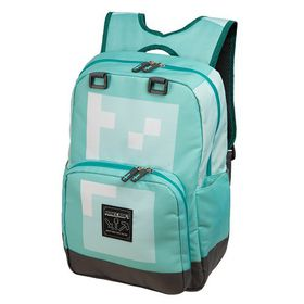 Minecraft - Diamond Backpack