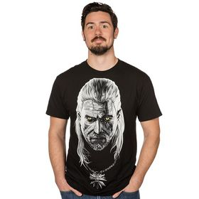 The Witcher 3: Toxicity - Mens T-Shirt (Black)