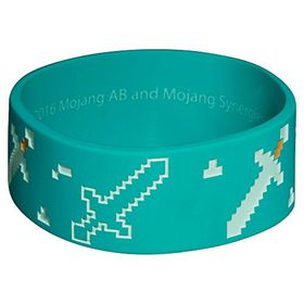 Minecraft: Explorer Rubber Bracelet