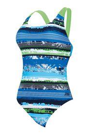 Zoggs Aquabrush Speedback Swimsuit
