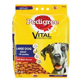 Pedigree - Dry Dog Food - 6kg