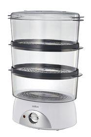 Salton - 3-Tier Food Steamer