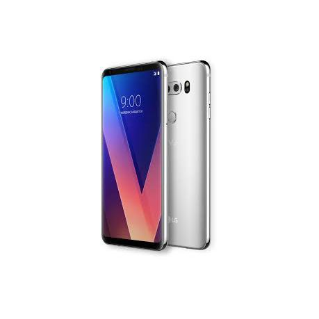 LG V30 PLUS 128GB LTE Smartphone - Silver | Buy Online in South