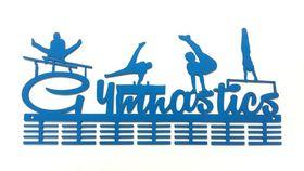 TrendyShop DC Gymnastics Male Artistic 56 Medal Hanger - Blue