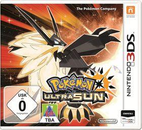 Pokemon Ultra Sun (3DS)