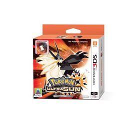 Pokemon Ultra Sun Steelbook edition (3DS)