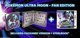 Pokemon Ultra Moon Steelbook edition (3DS)