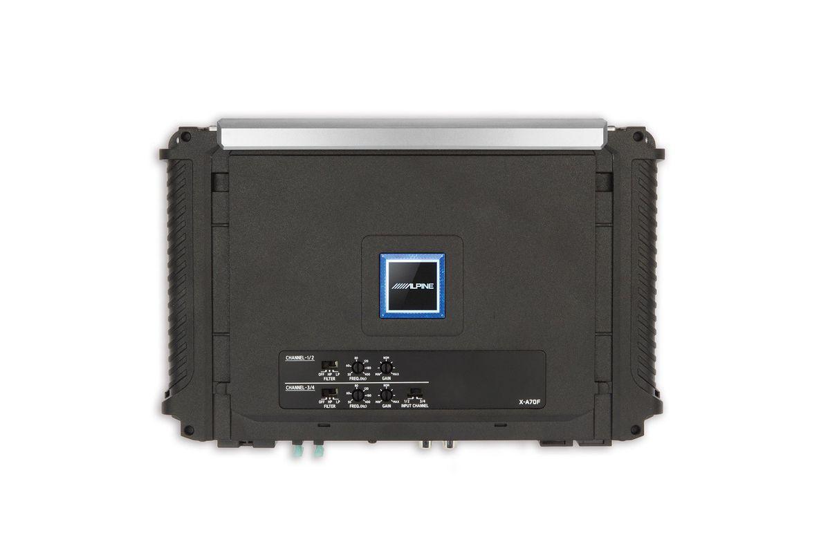 Alpine 4 Channel Power Amplifier Buy Online In South Africa Four Loading Zoom