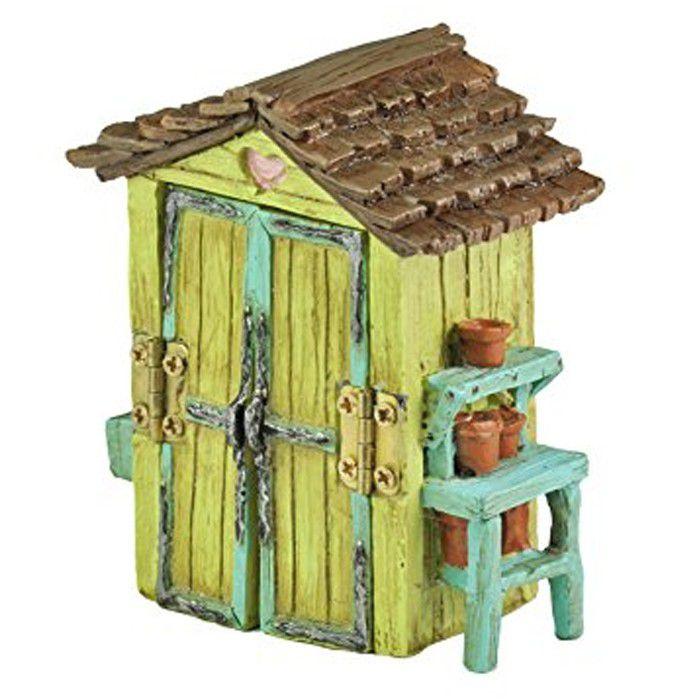 miniature mini garden tool shed - Garden Tool Shed