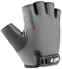 Louis Garneau Unisex 1 Calory Cycling Gloves - Charcoal & Grey