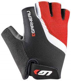 Louis Garneau Unisex Biogel RX-V Cycling Gloves - Red