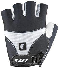 Louis Garneau Unisex 12C Air Gel Cycling Gloves - White