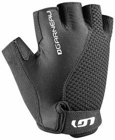 Louis Garneau Unisex Air Gel Cycling Gloves - Black