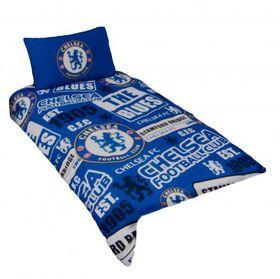 Chelsea F.C. Single Duvet Set PT