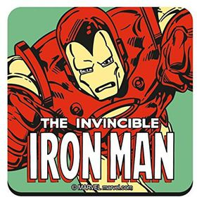 Marvel: Iron Man Coaster (Parallel Import)