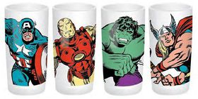 Marvel: Characters - Set Of 4 (Parallel Import)
