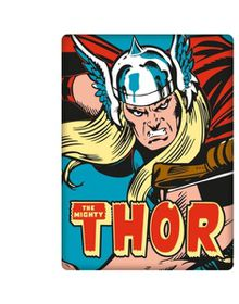 Marvel: Thor Metal Magnet (Parallel Import)